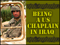 Being a US Chaplain In Iraq