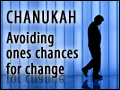 Chanukah: Opportunities for Change