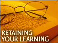 How to Retain Your Learning