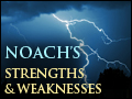 Noach's Strengths and Weaknesses