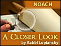 Noach: Dor Haflagah: Fighting Hashem