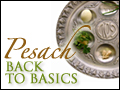 Pesach - Back To Basics