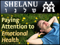 Shelanu: Paying Attention to Emotional Health