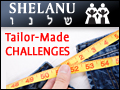 Shelanu: Tailor-Made Challenges