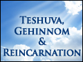 Teshuva, Gehinnom, and Reincarnation
