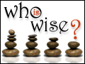 Who Is Wise?