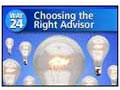 Way #24-Choosing the Right Advisor