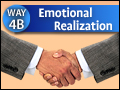 Way #4B- Emotional Realization