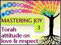 Mastering Joy Pt. 3: Torah Attitude on Love and Respect
