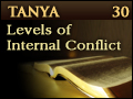Tanya: Levels of Internal Conflict