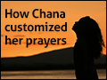 How Chana Customized Her Prayers