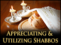 Appreciating And Utilizing Shabbos