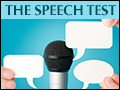 The Speech Test
