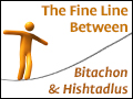 Bitachon & Hishtadlus - The Fine Balance