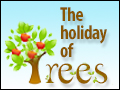 The Holiday of Trees