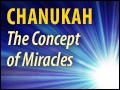 Chanukah: The Concept of Miracles