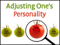 Adjusting One's Personality