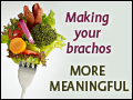 Making Your Brachos More Meaningful