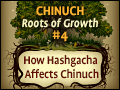 How Hashgacha Affects Chinuch         Roots of Growth #4