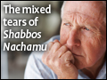 The Mixed Tears of Shabbos Nachamu