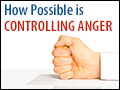 How Possible is Controlling Anger