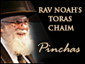 Pinchas - The Gift of Peace
