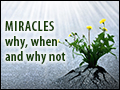 Miracles: Why, When - And Why Not