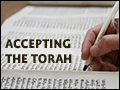 Accepting the Torah