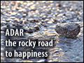 Adar: The Rocky Road to Happiness
