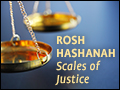 Rosh Hashanah: Scales of Justice